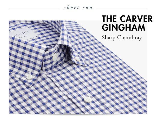 Carver Gingham
