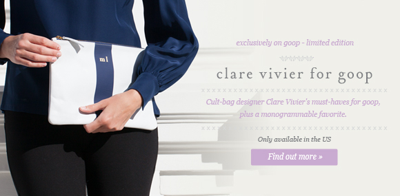 clare vivier for goop - http://www.goop.com/shop/
