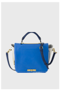 Marc by Marc Jacobs   Goodbye Columbus Colorblocked Top Handle