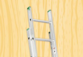 Werner 20-ft Extension Ladder