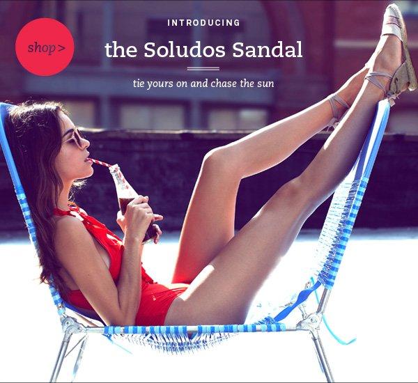Soludos Sandal