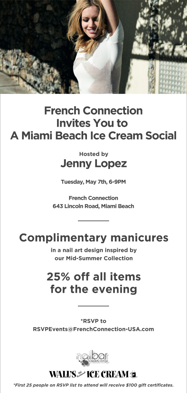 Join us at our Miami Ice Cream Social! RSVP now!