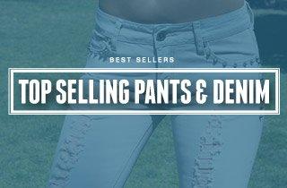 Top selling Pants and Denim