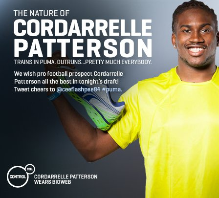 THE NATURE OF CORDARRELLE PATTERSON