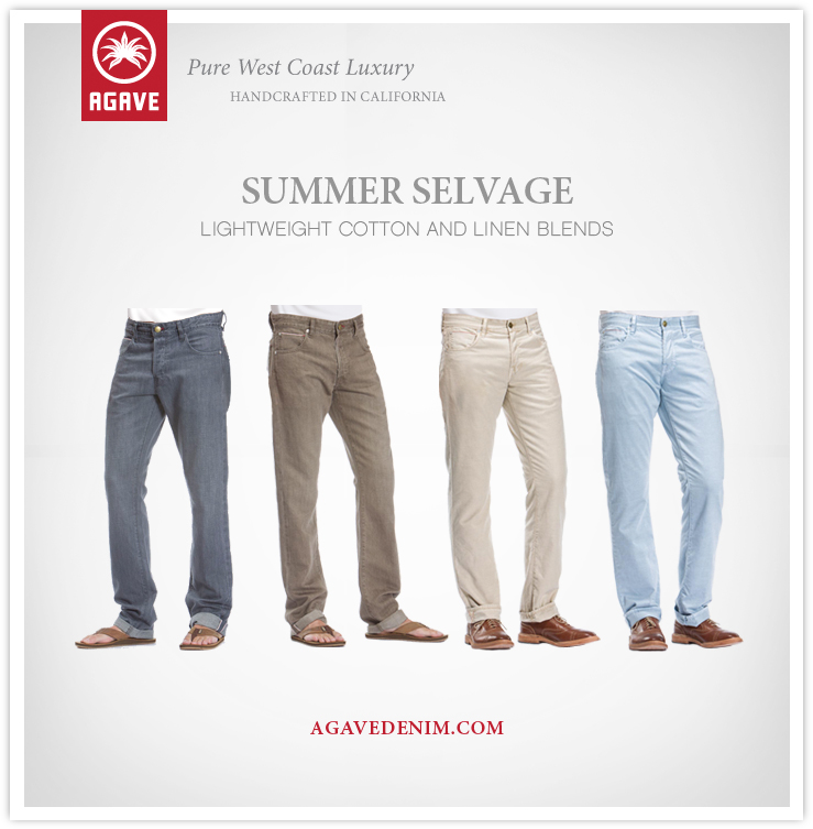 Summer Selvage