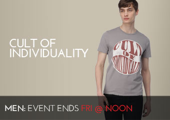 CULT OF INDIVIDUALITY - MEN