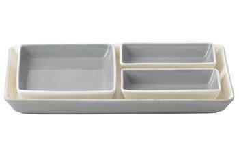 Vera Wang Simplicity Tray Set