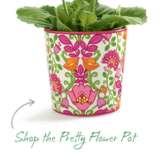 Shop the Pretty Flower Pot