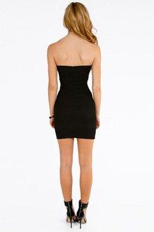 Diana Strapless Bodycon Dress $33