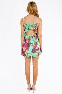 Ophelia Floral  Dress $35