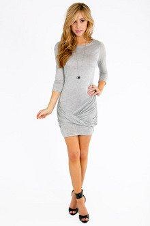 Twist & Wrap Dress $36