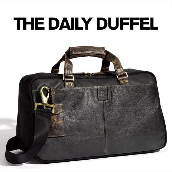 THE DAILY DUFFEL