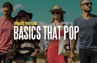 Upgrade Your Look: Basics That Pop