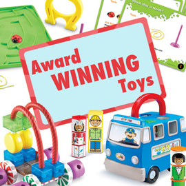 Award Winners: Toys & Games
