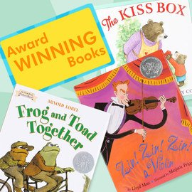 Award Winners: Kids' Books