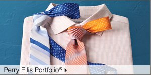 Up to 40% off a huge selection of men's favorites from our top brands! Shop Perry Ellis Portfolio®.
