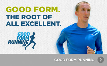 Good Form Running - Learn More