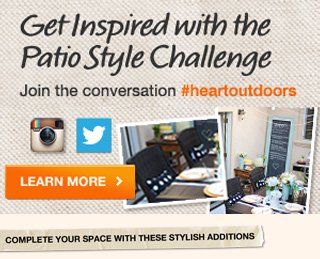 Get Inspired With The Patio Style Challenge