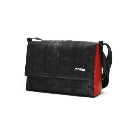 M1 Messenger Bag // Red