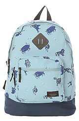 The Telescopic Backpack in Blue