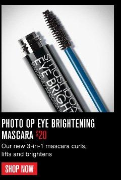 Photo Op Eye Brightening Mascara