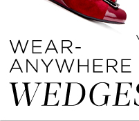 Wear Anywhwer Wedges