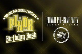 Private Pre-Game Party: Early Access