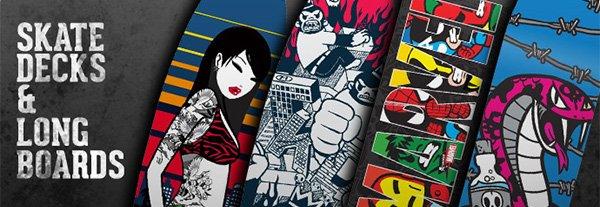 New tokidoki Boards