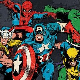 Superheroes Unite: Toys & Home