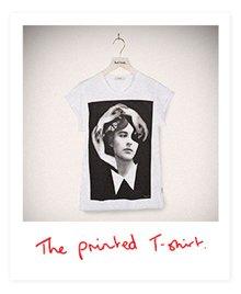 Surrealist Dream Print T-Shirt