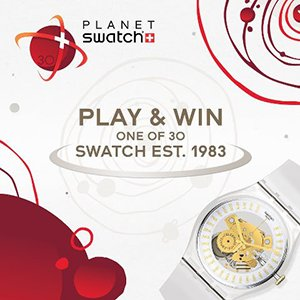 Planet Swatch Competition