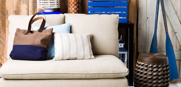 Outfit the Lake House: From Furniture to Décor