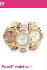 GIFTS DESIGNED TO MAKE MOM'S DAY! Fossil® watches. Shop now.