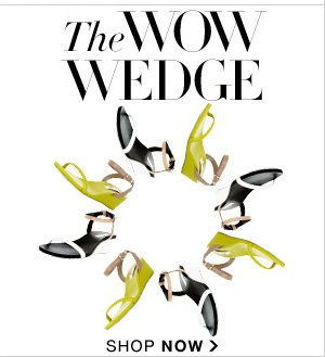 THE WOW WEDGE