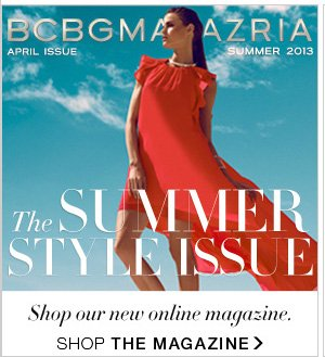 THE SUMMER STYLE ISSUE