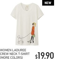 WOMEN LADUREE T-SHIRT