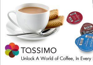 TASSIMO Unlock A World of Coffee, In Every Perfect Cup