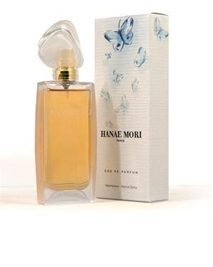 Hanae Mori Blue Butterfly Eau de Parfum for Women, 1.7 oz.