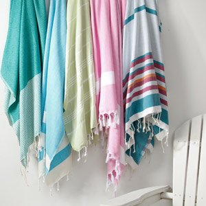 Hey There, Sunshine: Bright & Bold Beach Towels