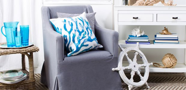 Outfit the Beach House: From Furniture to Décor