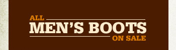 Shop all Mens Boots on Sale