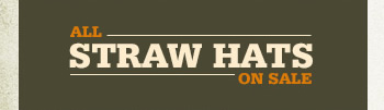 Shop all Straw Hats on Sale
