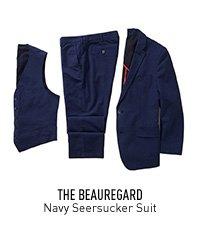 Beauregard Navy