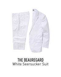 Beauregard White