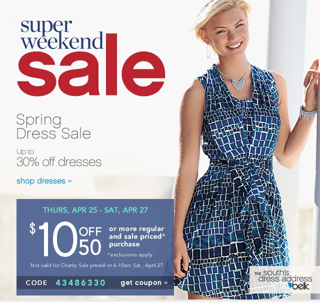 Super Weekend Sale. Extra 10 off 50. Get coupon.