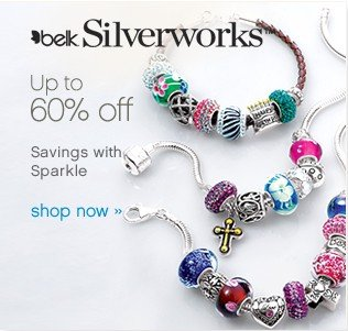 Belk Silverworks up to 60% off. Shop now.