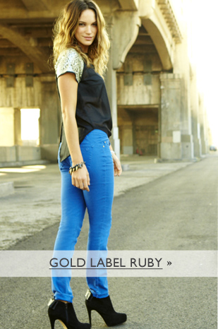 GOLD LABEL RUBY »