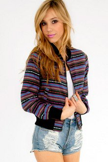 Native Rainbow Jacket $47