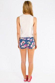 Francine Floral Shorts $29