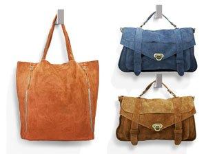Handbags: Jacky & Celine, Gianfranco Ferre, Secret Pon Pon, Jenrigo